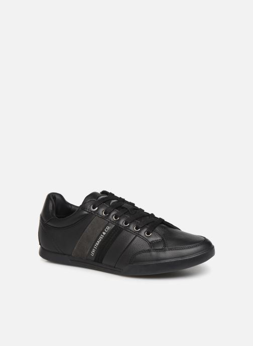 Sneakers Levi's TURLOCK 2 Zwart detail