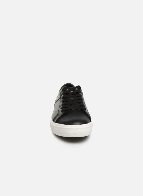 Baskets Levi's WOODWARD L Noir vue portées chaussures
