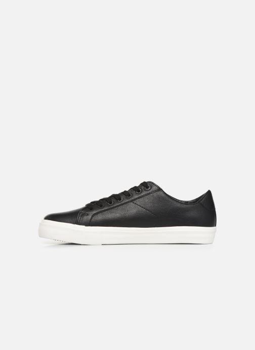 Sneaker Levi's WOODWARD L schwarz ansicht von vorne