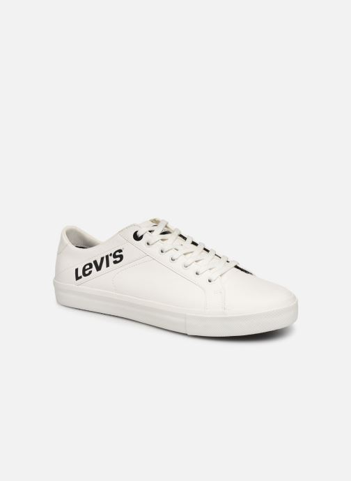 Trainers Levi's WOODWARD L White detailed view/ Pair view