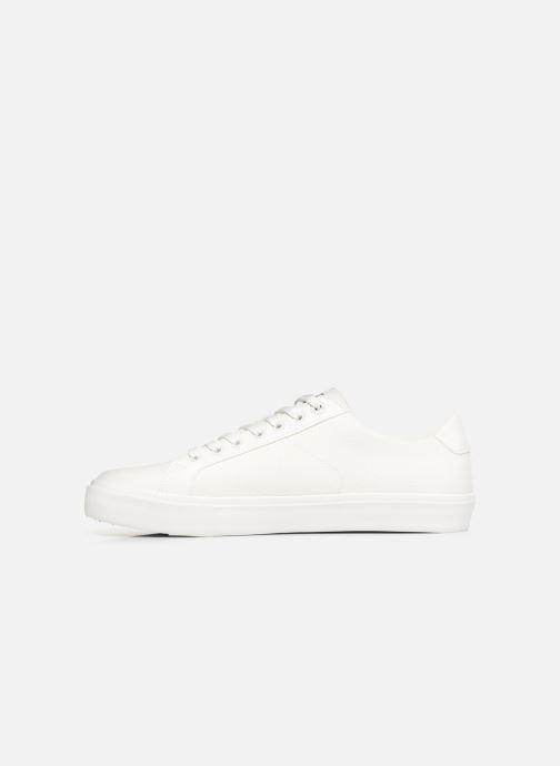 Sneakers Levi's WOODWARD L Wit voorkant