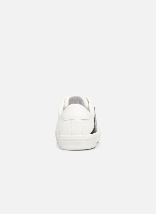 Baskets Levi's WOODWARD L Blanc vue droite