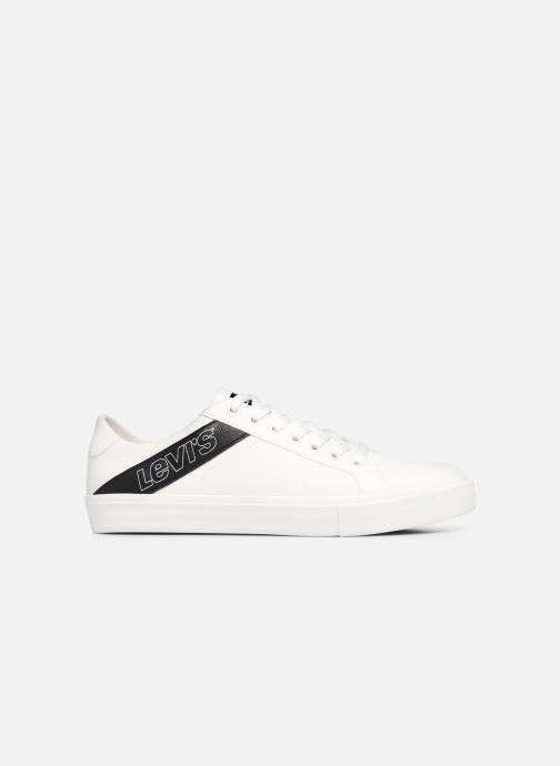 Sneakers Levi's WOODWARD L Wit achterkant