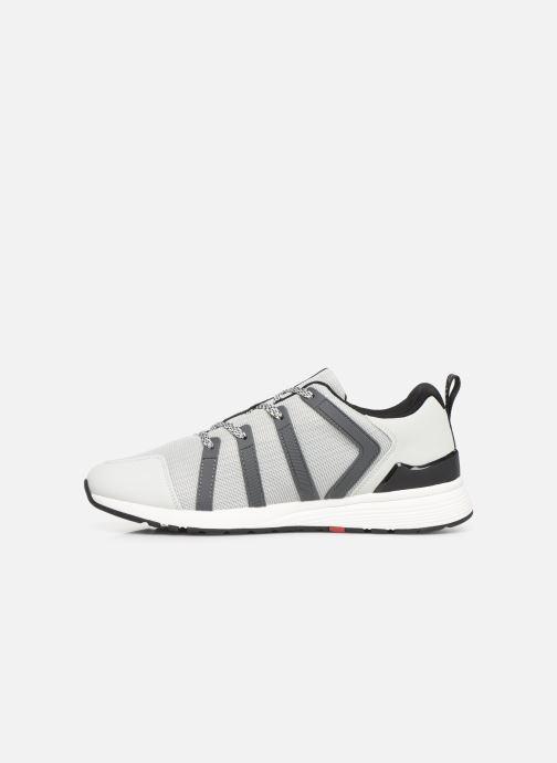 Sneakers Levi's BODIE Hvid se forfra