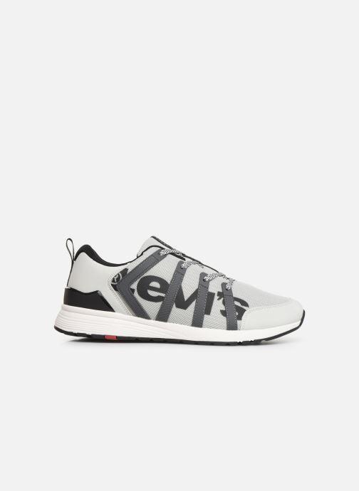 Sneakers Levi's BODIE Hvid se bagfra