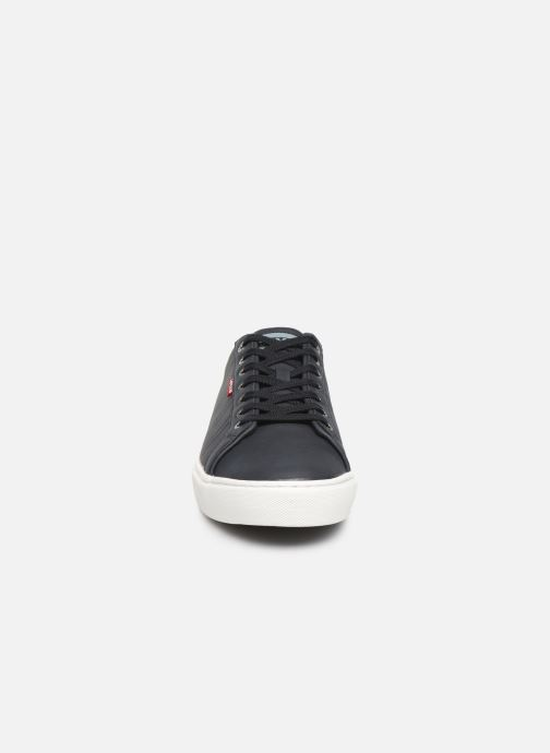 Sneakers Levi's WOODWARD SPORTSWEAR Blå se skoene på