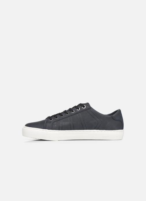Sneakers Levi's WOODWARD SPORTSWEAR Blå se forfra