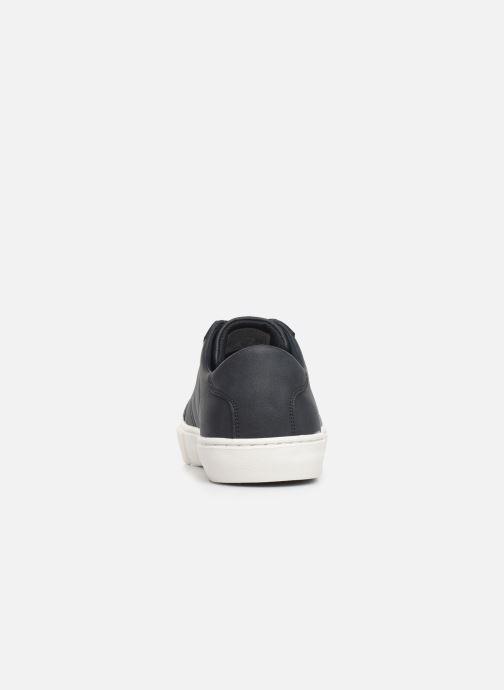 Sneakers Levi's WOODWARD SPORTSWEAR Blauw rechts
