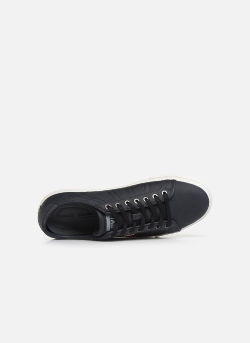 Sneakers Levi's WOODWARD SPORTSWEAR Blauw links