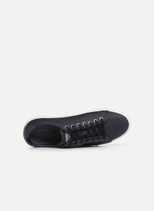 Sneakers Levi's WOODWARD SPORTSWEAR Blauw links