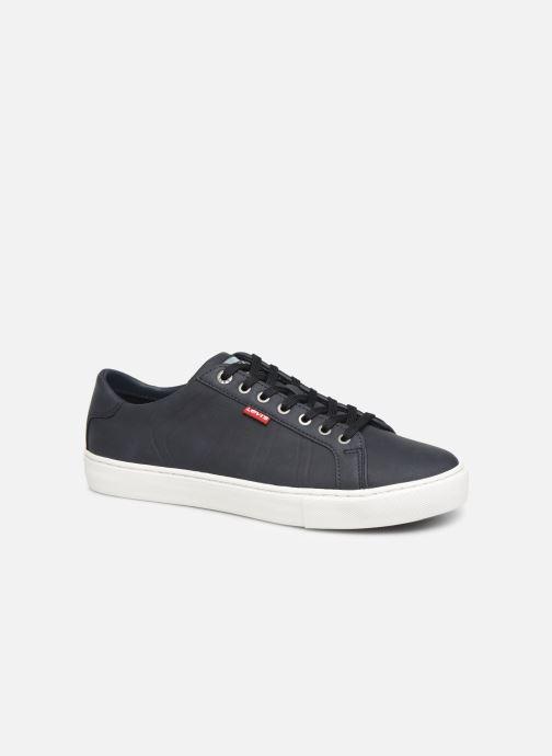 Sneakers Levi's WOODWARD SPORTSWEAR Blauw detail