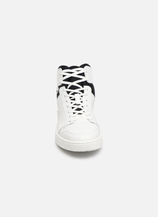 Baskets Levi's MULLET BSK Blanc vue portées chaussures