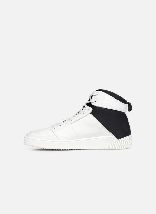 Sneakers Levi's MULLET BSK Wit voorkant