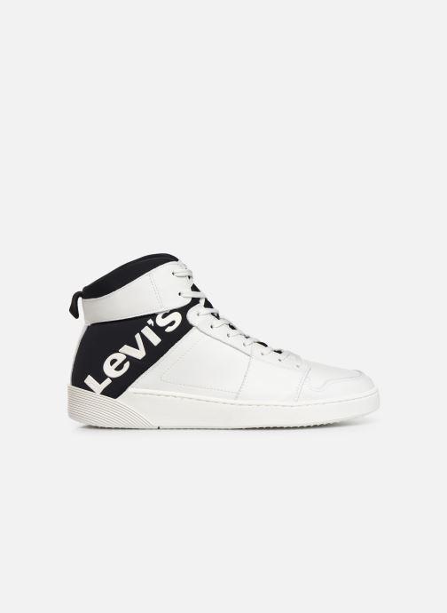 Sneakers Levi's MULLET BSK Wit achterkant