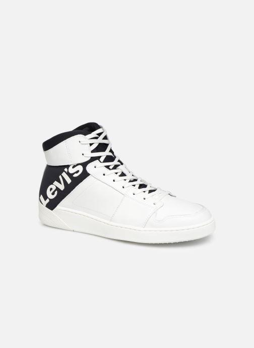 Sneakers Levi's MULLET BSK Wit detail