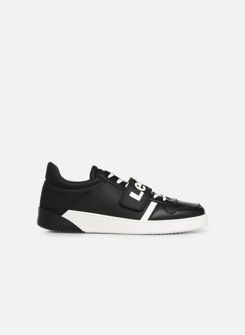 Sneaker Levi's MULLET V schwarz ansicht von hinten