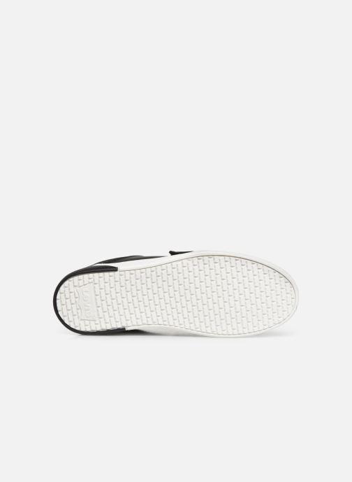 Sneaker Levi's MULLET V schwarz ansicht von oben