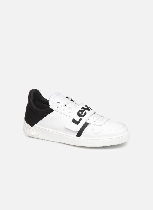 Baskets Levi's MULLET V Blanc vue détail/paire