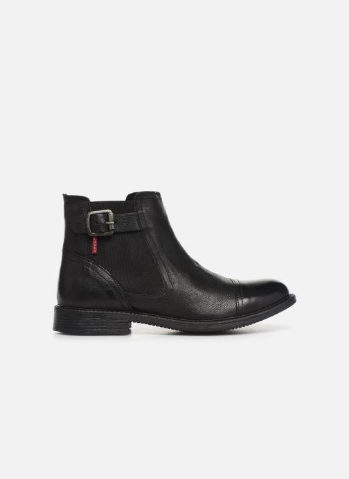 Bottines et boots Levi's MAINE W CHELSEA Noir vue derrière