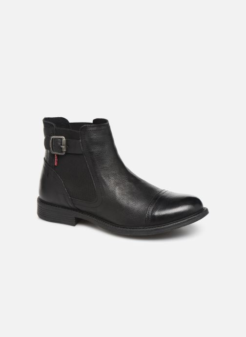 Bottines et boots Levi's MAINE W CHELSEA Noir vue détail/paire