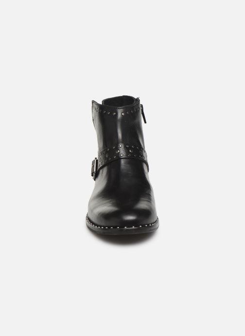 Bottines et boots Levi's TENEXY Noir vue portées chaussures