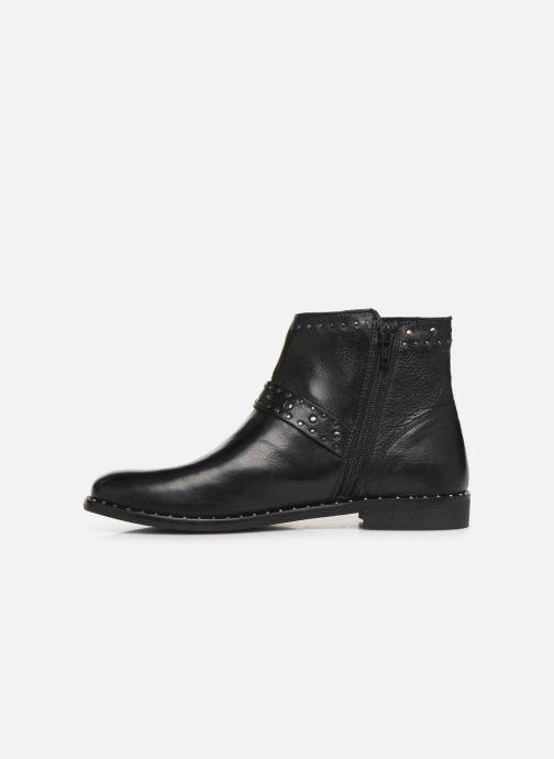 Bottines et boots Levi's TENEXY Noir vue face