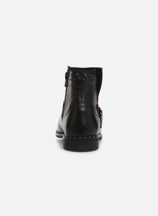 Bottines et boots Levi's TENEXY Noir vue droite