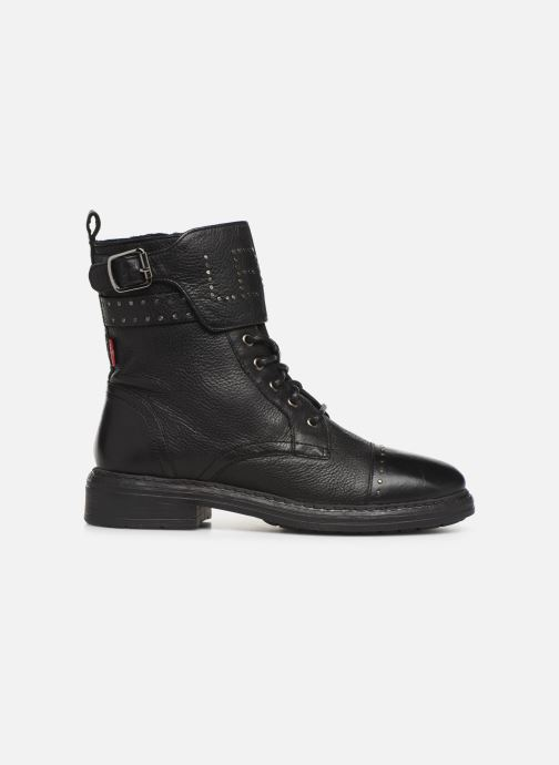 Bottines et boots Levi's SLY STUDS Noir vue derrière