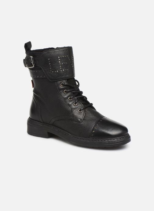Bottines et boots Levi's SLY STUDS Noir vue détail/paire