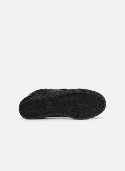 Sneakers Levi's MALIBU BEACH S Nero immagine dall'alto