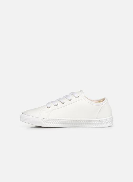 Sneakers Levi's MALIBU BEACH S Bianco immagine frontale