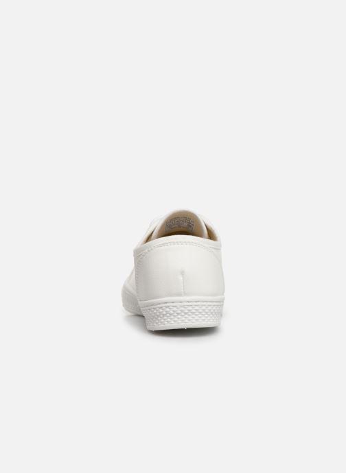 Baskets Levi's MALIBU BEACH S Blanc vue droite