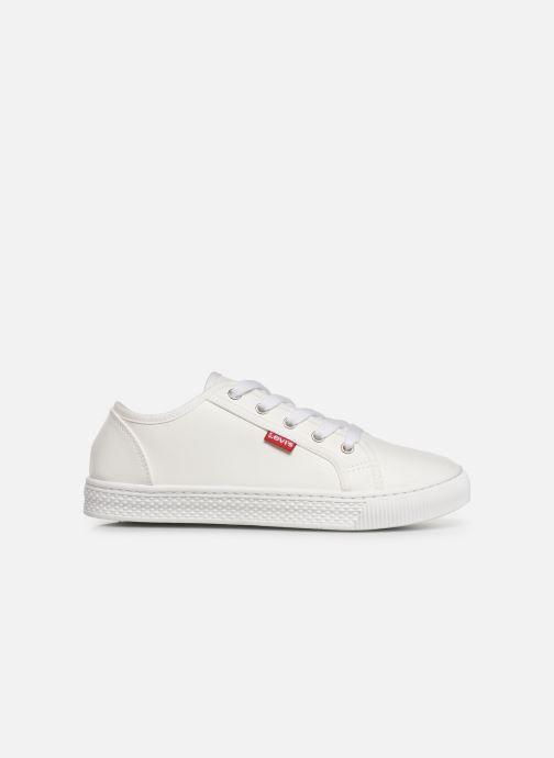 Sneakers Levi's MALIBU BEACH S Bianco immagine posteriore