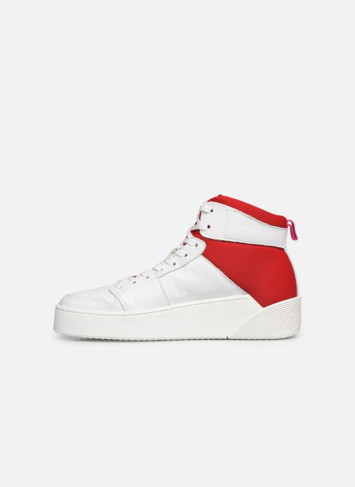 Sneakers Levi's MULLET BSK S Bianco immagine frontale