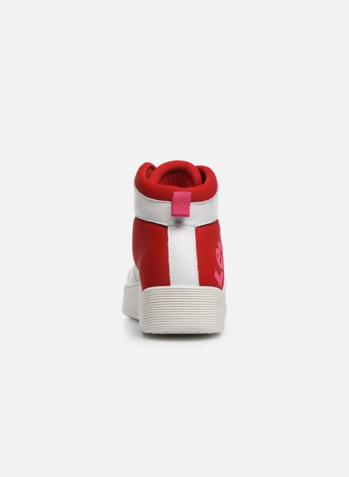 Sneakers Levi's MULLET BSK S Bianco immagine destra