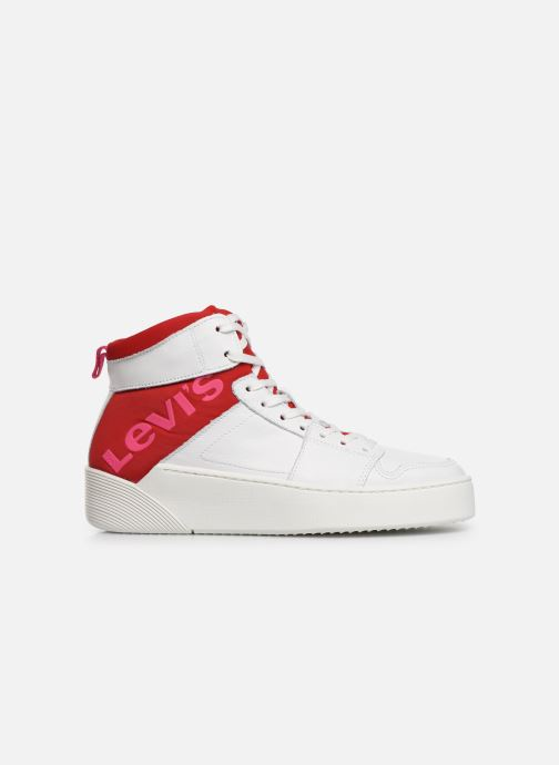 Sneakers Levi's MULLET BSK S Bianco immagine posteriore