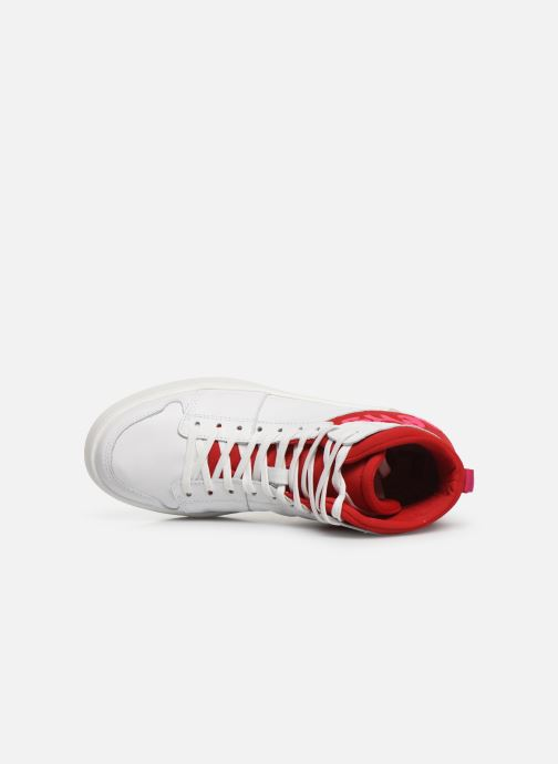 Sneakers Levi's MULLET BSK S Bianco immagine sinistra