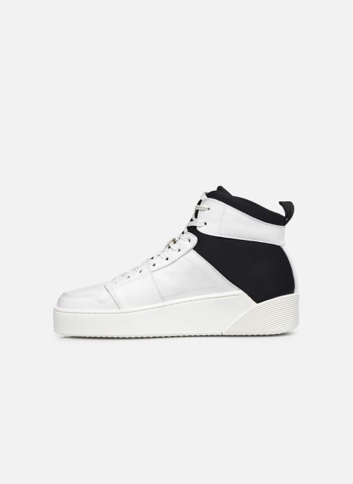 Trainers Levi's MULLET BSK S White front view