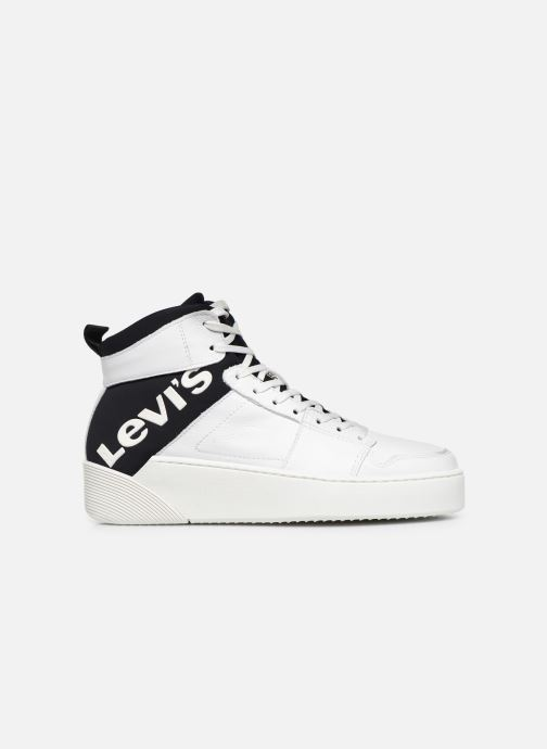 Trainers Levi's MULLET BSK S White back view