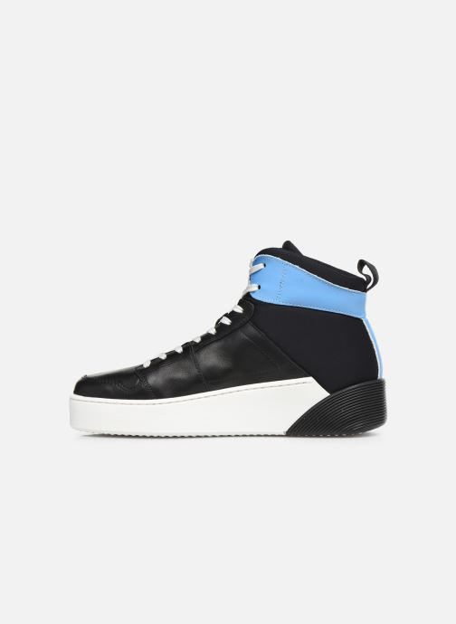 Sneakers Levi's MULLET BSK S Nero immagine frontale