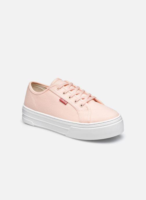 Sneakers Levi's TIJUANA Roze detail