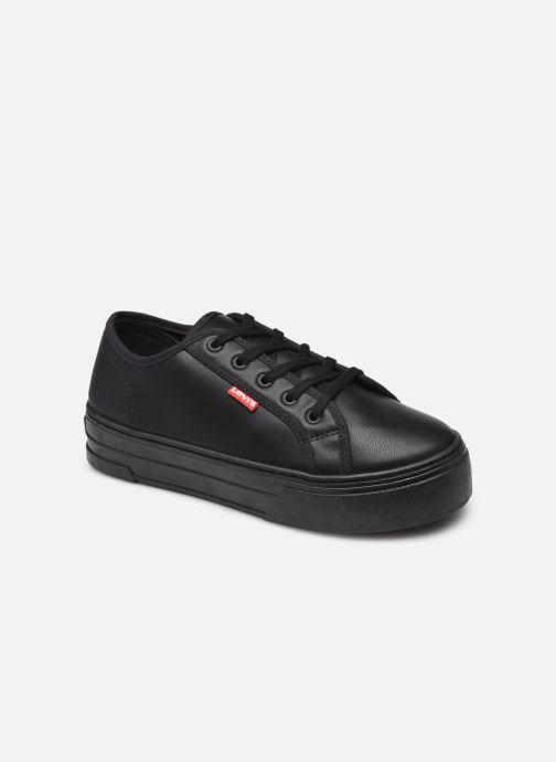 Sneaker Levi's TIJUANA schwarz detaillierte ansicht/modell