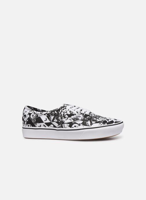 Sneakers Vans ComfyCush Authentic M Zwart achterkant