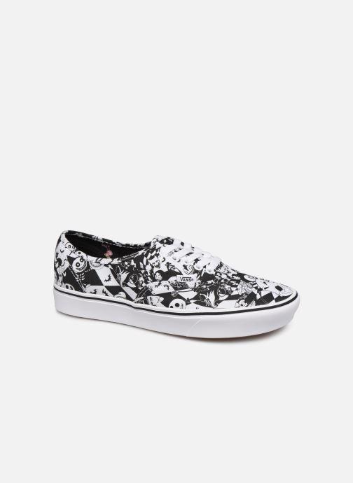 Sneakers Vans ComfyCush Authentic M Zwart detail