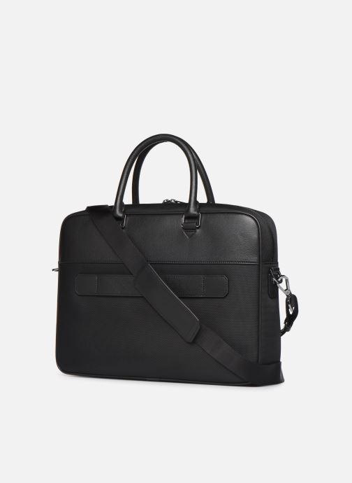 Laptop cases Azzaro GAMBLE PORTE-DOCUMENTS Black view from the right