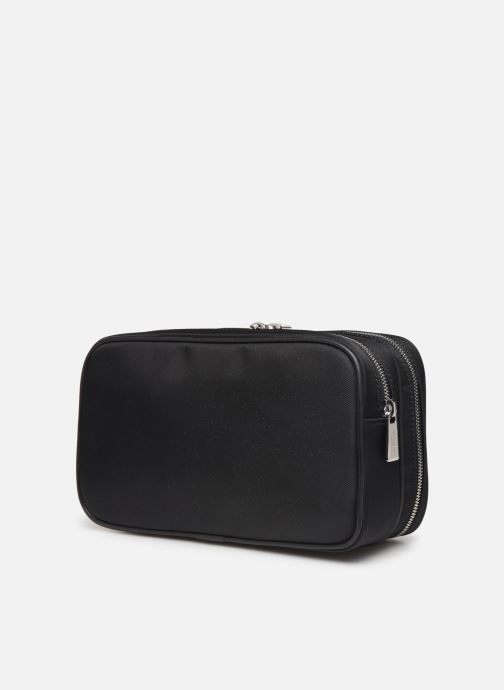 Luggage Azzaro FENCE VANITY Black view from the right