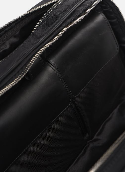 Luggage Azzaro FENCE VANITY Black back view