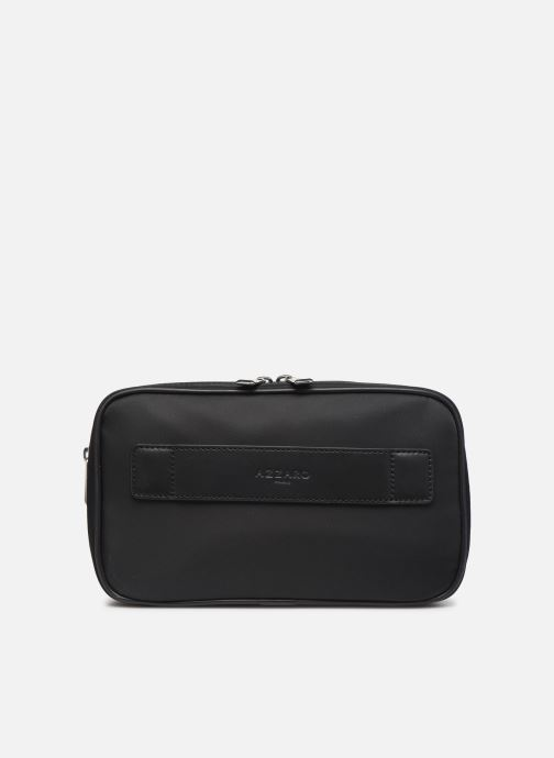 Luggage Azzaro FENCE VANITY Black detailed view/ Pair view