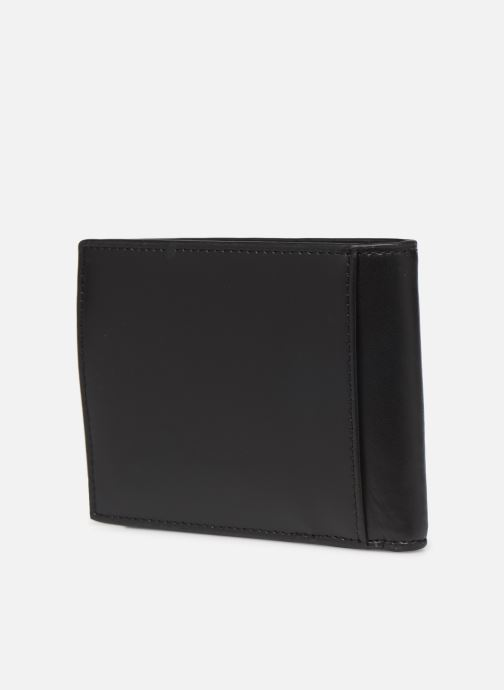 Wallets & cases Azzaro LIVE PORTEFEUILLE ITALIEN Black view from the right