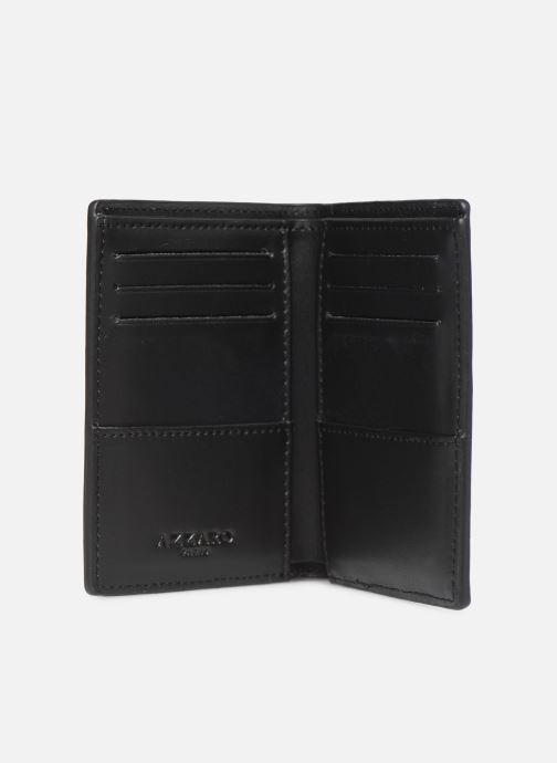Wallets & cases Azzaro LIVE PORTEFEUILLE JUNIOR Black back view